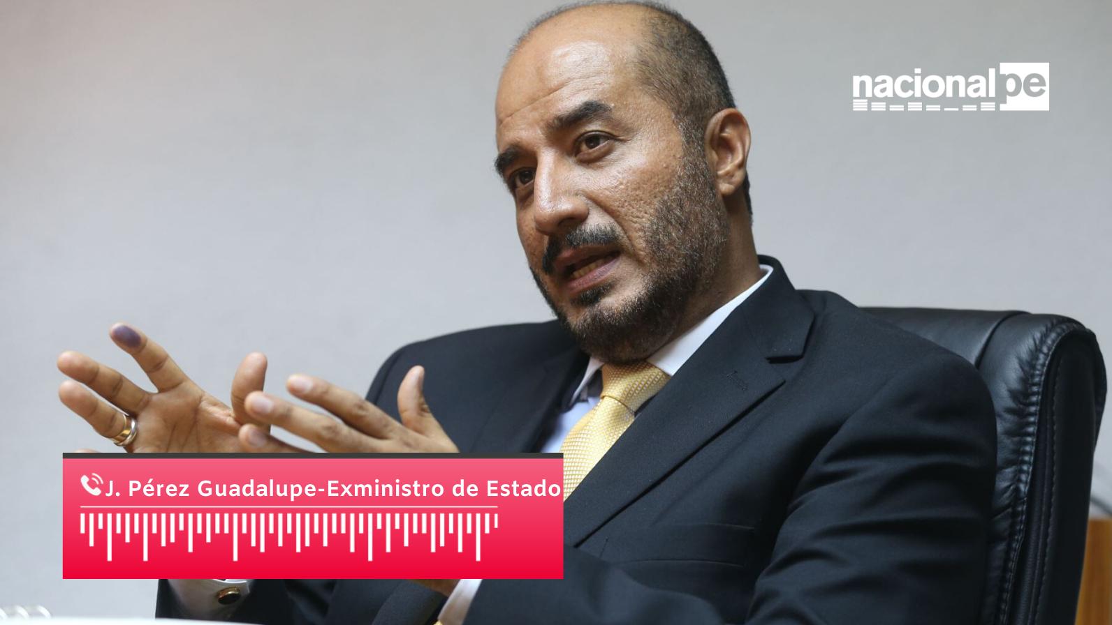 """Pérez Guadalupe: """"En elecciones, en las religiones no existe el voto confesional"""" - Radio Nacional del Perú"""