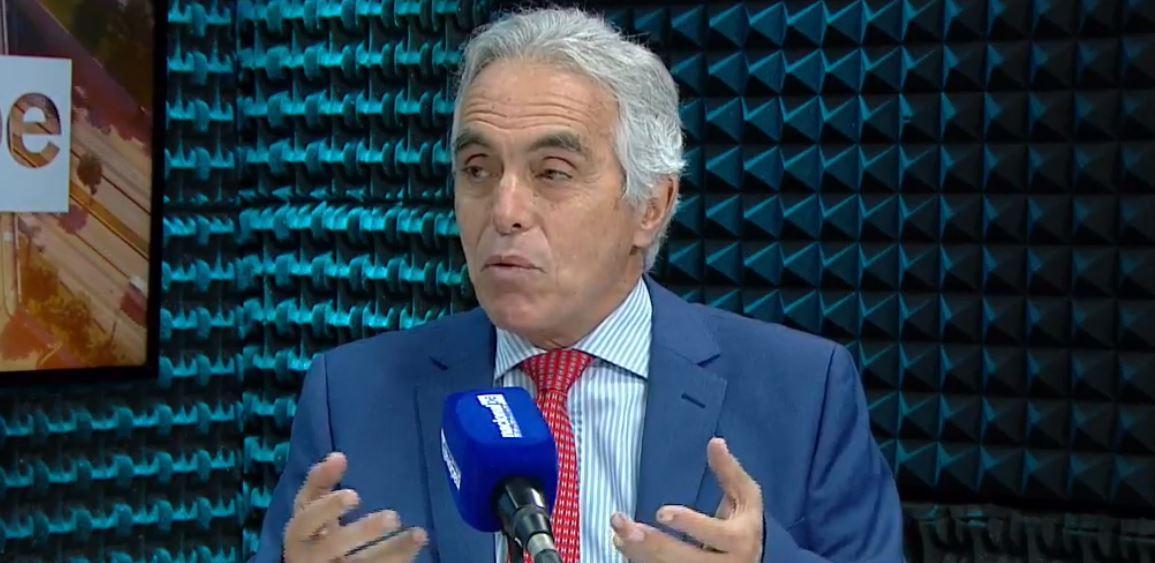 """Diego García Sayán: """"Fujimorismo se está disfrazando para lograr representación en el Congreso"""" - Radio Nacional del Perú"""